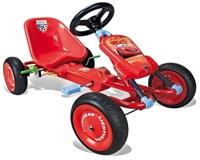 Imagem de Kart Pedais Cars Lightning Mcqueen