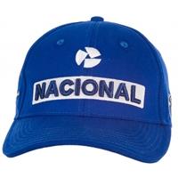 Imagem de Boné Ayrton Senna Boné Nacional Bordado
