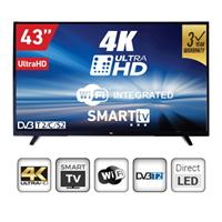 """Imagem de TV LED VOX 43"""" UHD 4K Smart Wifi"""