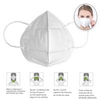 Imagem de Máscara de Proteção FFP2
