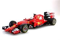 Imagem de Ferrari F1-  SF15 T - Sebastian Vettel